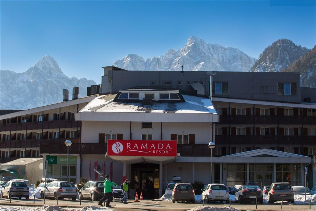 Ramada resort (hotel Larix)