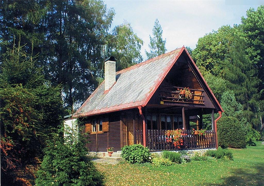 Chata Janovice u Kravař, osada Velika č.7