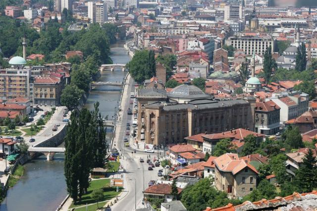 Srbská mozaika s návštěvou Bosny a Hercegoviny