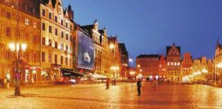 Adventní zájezd Wrocław