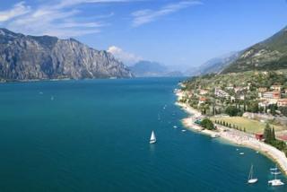 Dolomity, Lago di Garda