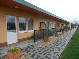 Termální lázně Podhájska - penzion Energy bungalovy