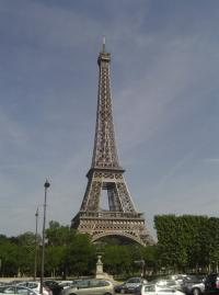 Paříž letecky z Ostravy