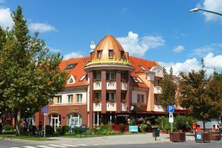 Termální lázně Hajdúszoboszló - hotel Járja