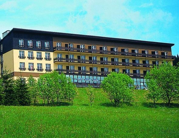Šumava, Hotel Orea Špičák