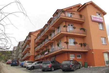 Termální lázně Podhájska, Aparthotel Andrejka