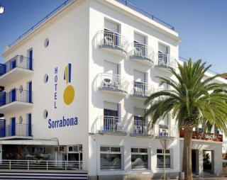Katalánsko - Barcelona , hotel Sorrabona