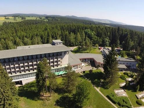Vysočina a Posázaví - hotel Medlov