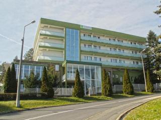 Termální lázně Hevíz , hotel CE Quelle