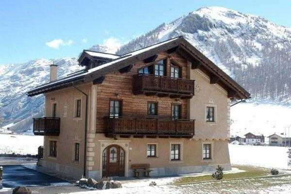 Freeski Alpen