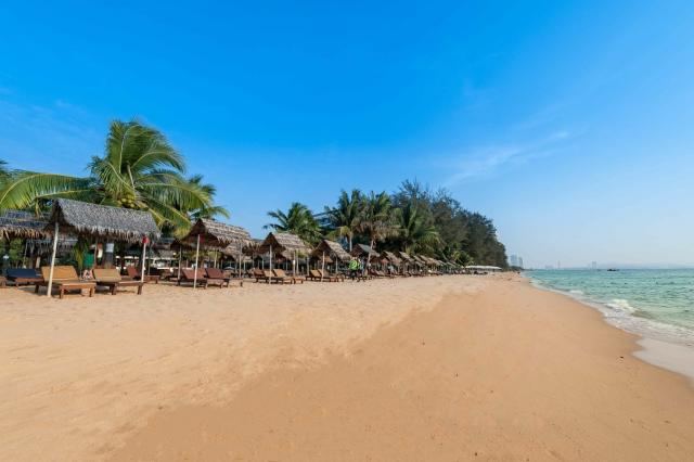 Hotel Pinnacle Jomtien Resort