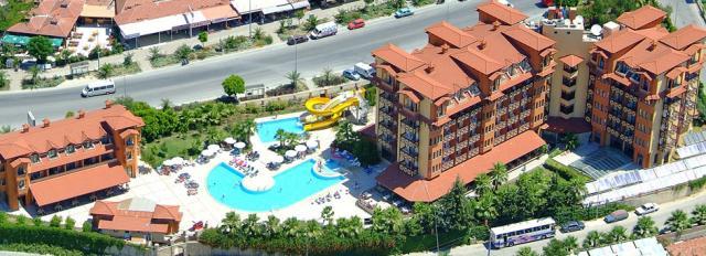 Villa Side dovolená v Turecku