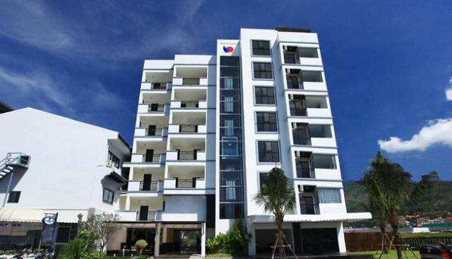 Patong Paradee Resort N