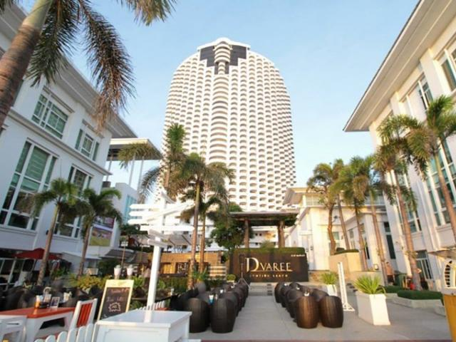 D´Varee Jomtien Beach