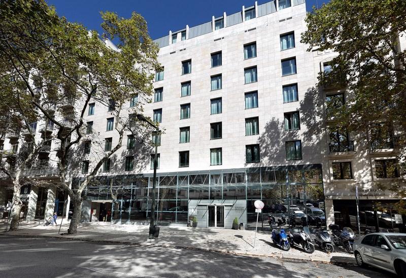 Eurostars Das Letras Hotel Lisabon