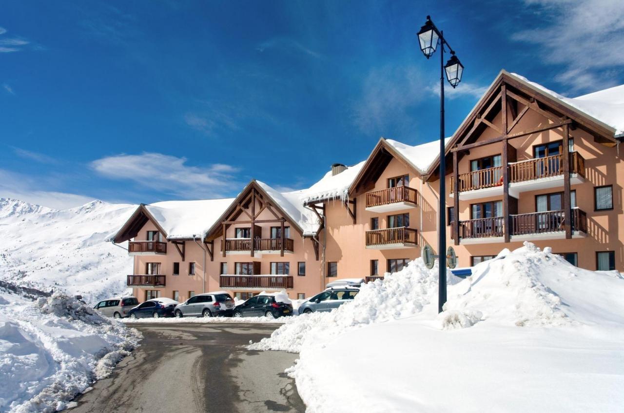 Residence Hauts de Valmeinier