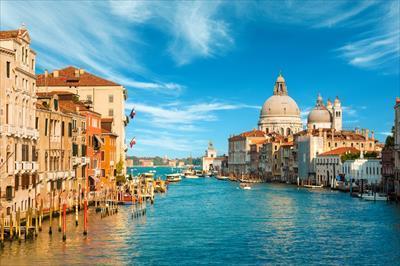 Na skok do Benátek