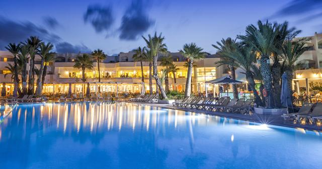 Hotel Palm Beach Club Djerba
