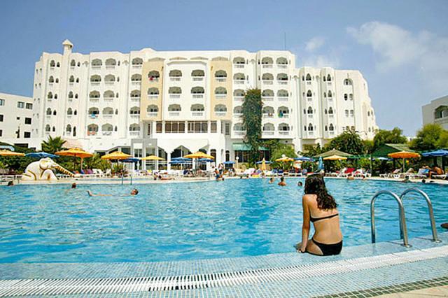 Daphne Hotel Monastir Centre