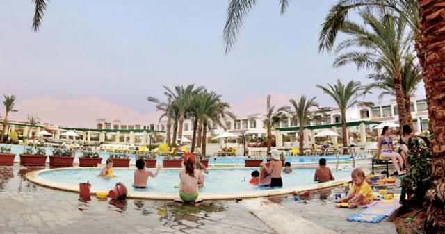 Coral Beach Resort Tiran