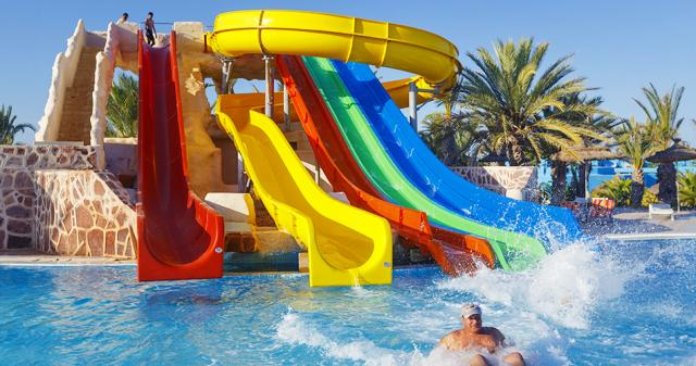 Quatre Saisons Resort & Aquapark