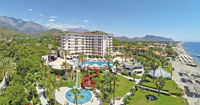 Kilikya Resort Çamyuva (ex Elize Resort)