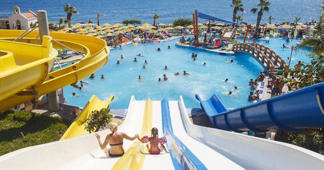 Aquapark Eri Beach & Village