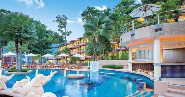 Chanalai Flora Resort