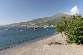 Karibik - Guadeloupe, Dominika, Martinik