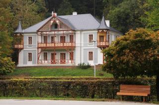 Hotel Vila Alpská Růže