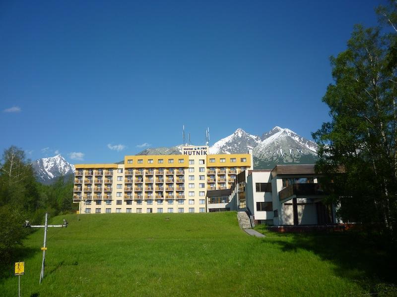 Hotel Hutník I