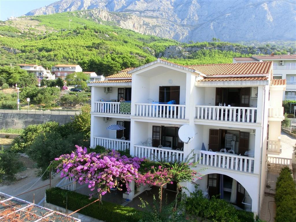 Apartmánový dům Dalmatina