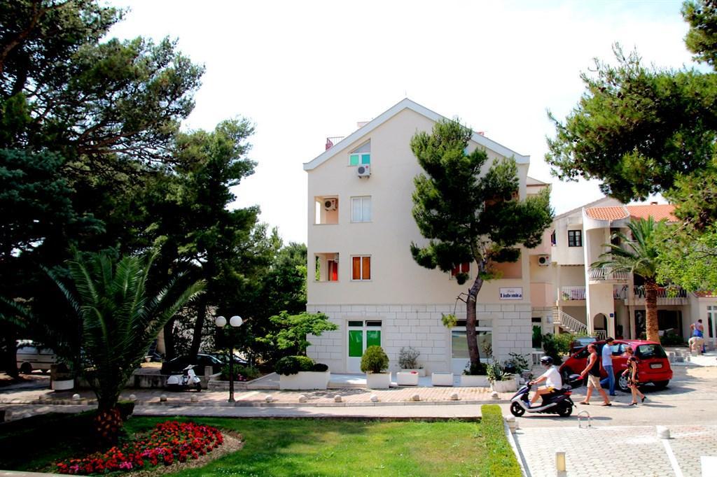 Apartmánový dům Ljubomira