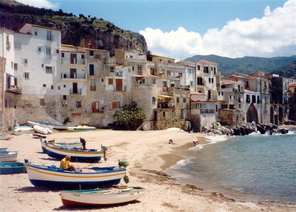 Magická Sicílie - ostrov slunce ve stínu vulkánu