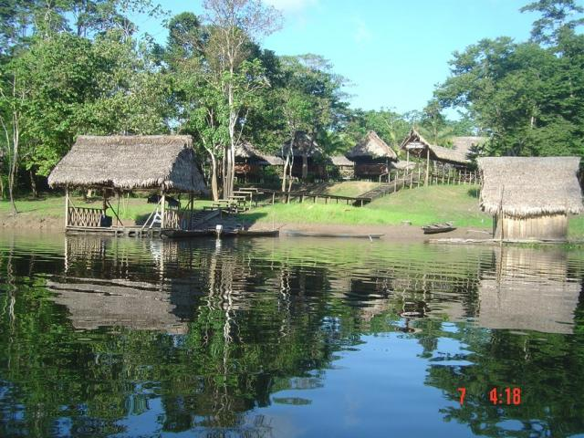 Peru- výlet do srdce Amazonie