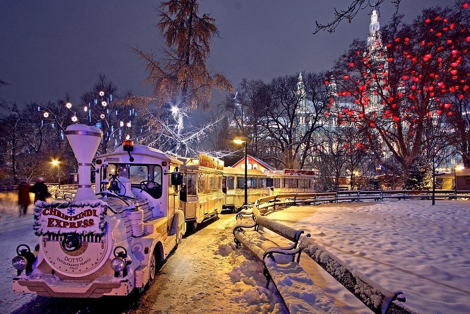 Vídeň adventní