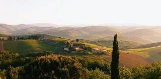 Města a vína Toskánska