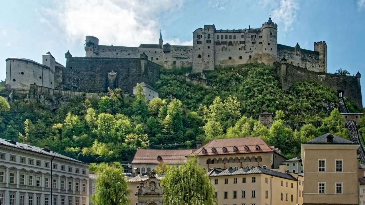 Mozartův Salzburg a Linz