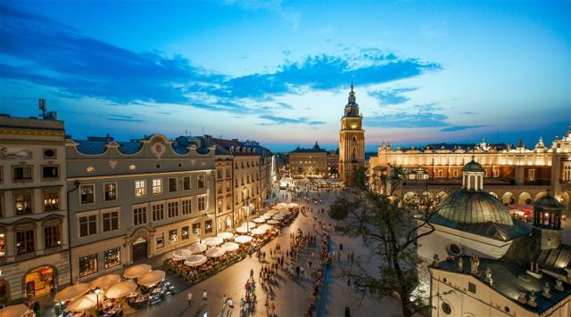Královský Krakov a barokní Wroclaw