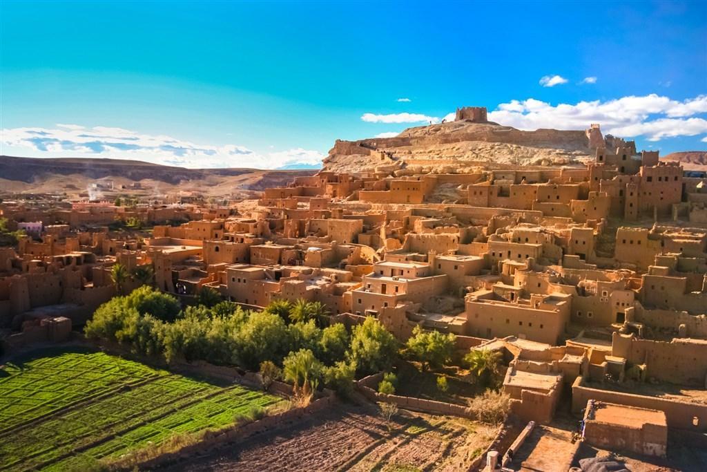 Okruh Marokem a výlet terénními auty do Sahary