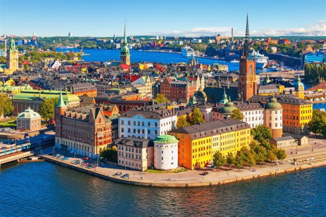 Stockholm - kouzelná metropole a bílé noci severu