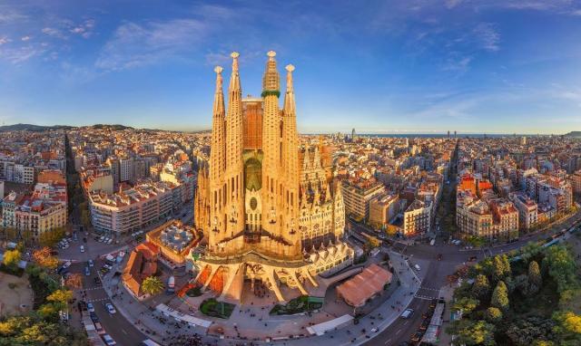 Barcelona, Katalánsko