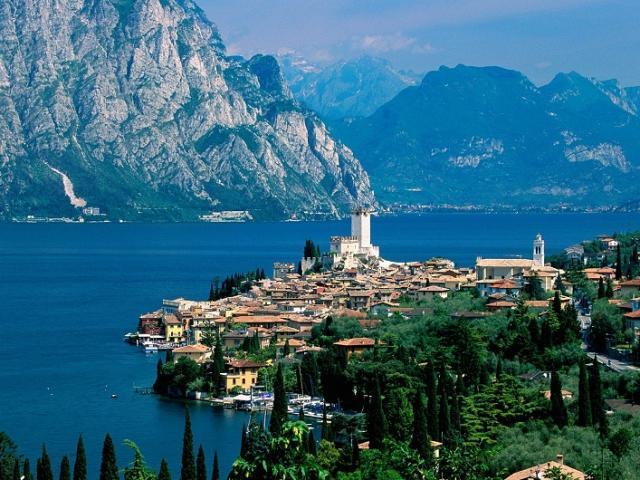 Gardaland a Lago di Garda