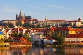 Praha nejen pro děti