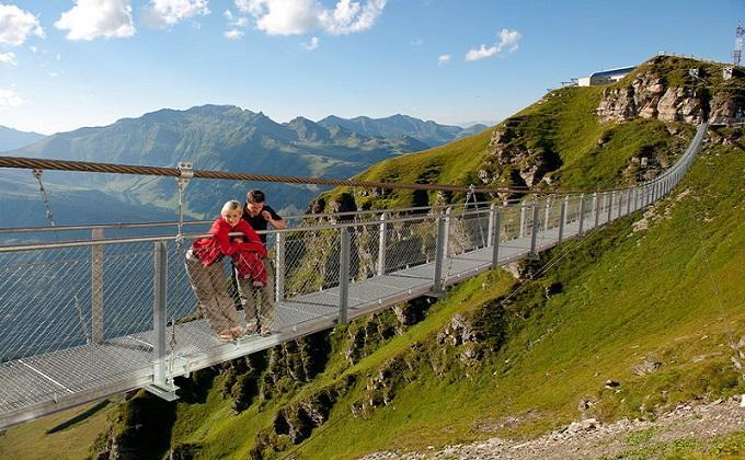 Rakouské lázně s turistikou