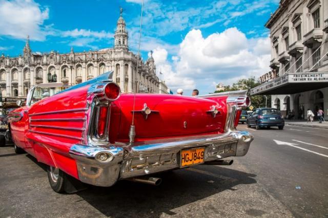 Kuba – Flexi, Fly & Drive