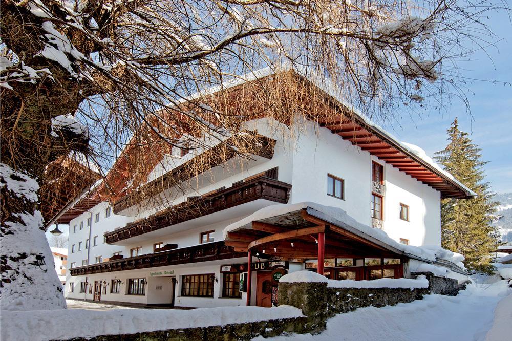 Apartmány Brixental