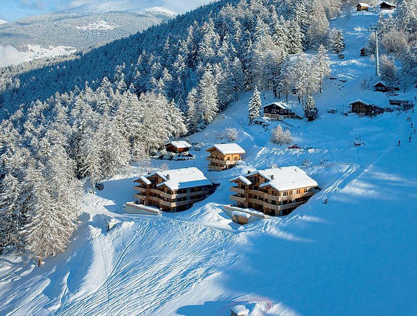 Ski Paradise & Hauts de Veysonnaz