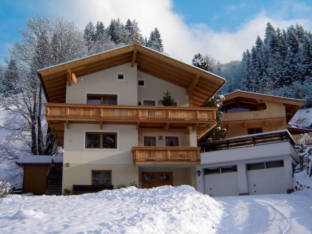 Priv. apartmány Wildschönau