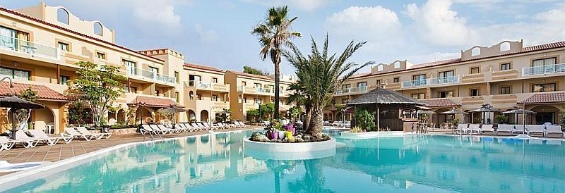 Suite hotel Castillo Elba